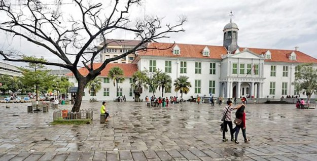 pusat budaya dan wisata, janji anies sandi