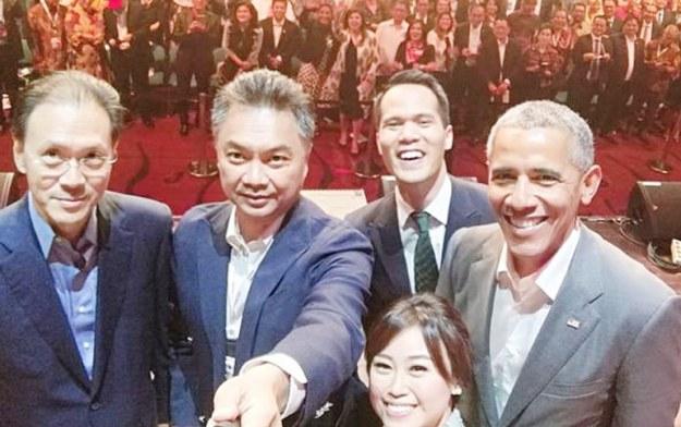 obama di indonesia, dalam kongres diaspora indonesia ke 4