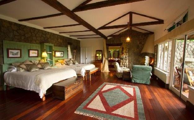 Gibbs Farm Karatu salah satu hotel terbaik dunia 2017