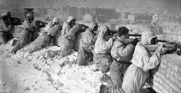 Sniper Terbaik Perang Dunia II: Vasily Zaytsev