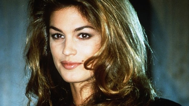 tahi lalat cindy crawford