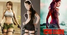 Lara Croft Tomb Raider siapa pemeran yang pantas