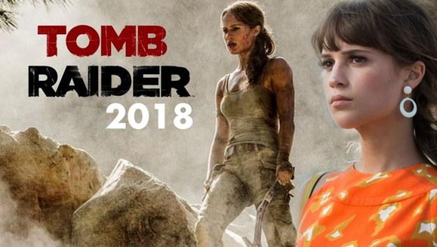 tomb rider 2018
