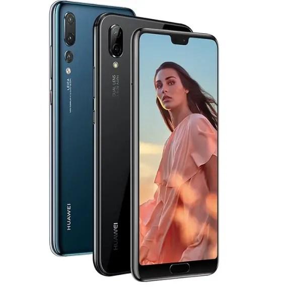 Huawei P20 in India