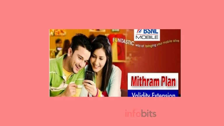 How Can Do BSNL Mithram Plan Validity Extension?