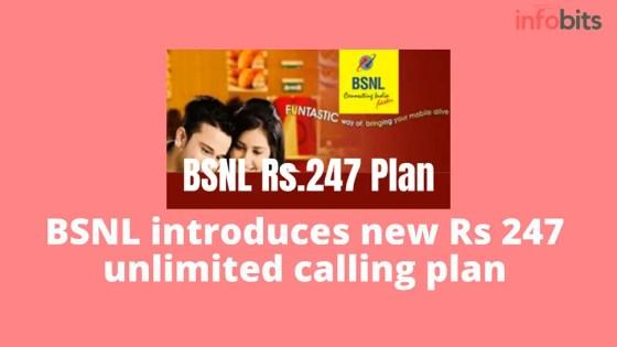BSNL 247 plan