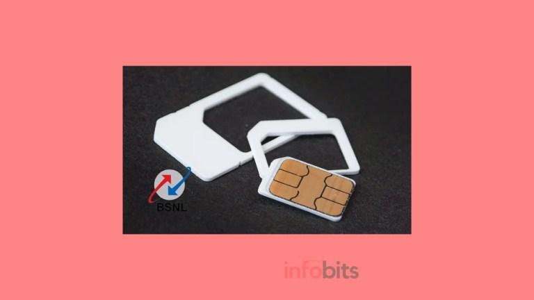 How to get a BSNL new SIM or BSNL Duplicate SIM card?