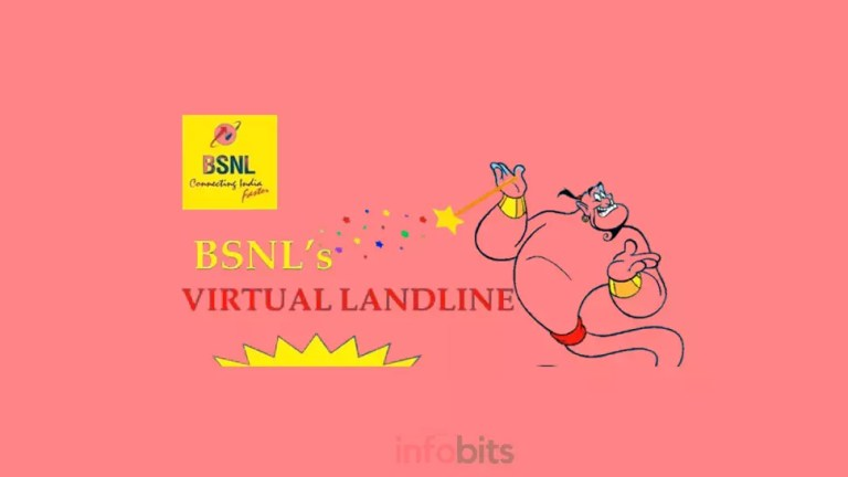 In the BSNL ASEEM plan, You Will Get Virtual Landline Connection