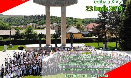 """Festivalul Cultura pentru Cultură"""" pe Campia Libertătii de la Blaj"""
