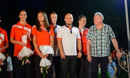 Prezentarea echipei Volei Alba – Blaj pentru sezonul 2014 – 2015