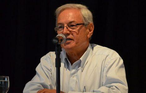 Norberto Beliera, presidente del Colegio de Ingenieros
