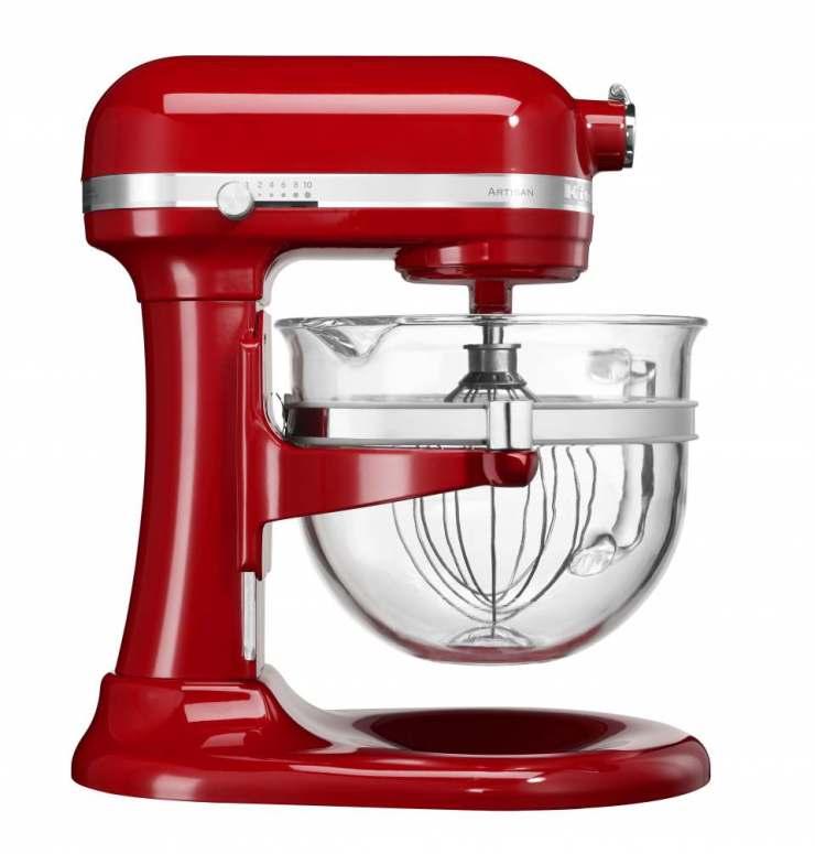 Küchenmaschine Mit Glasschüssel 2021