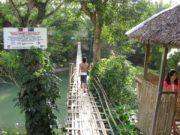 bohol hanging bridge