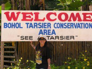 bohol tarsier