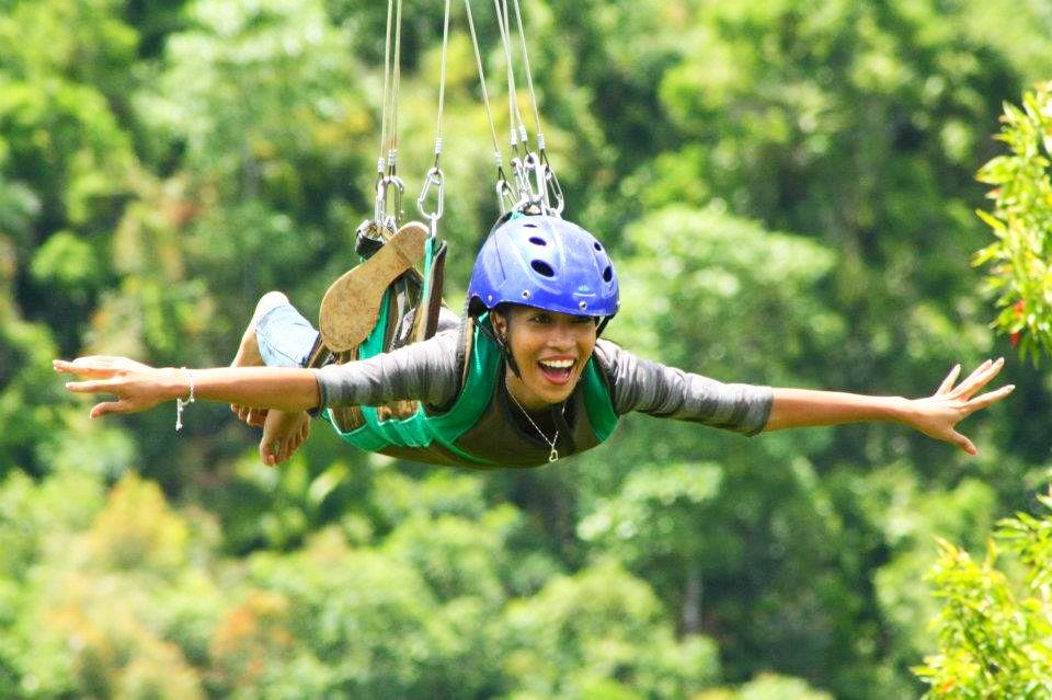 E A T Danao Zipline Adventure Park