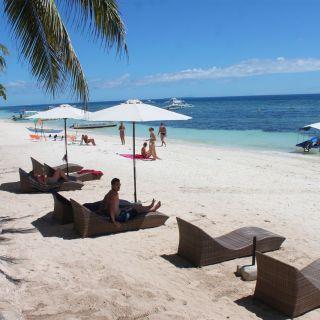Alona Beach Panglao Island Bohol Philippines 028