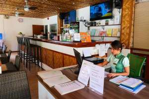 Best Offers At The Scent Of Green Papaya Resort Panglao 001