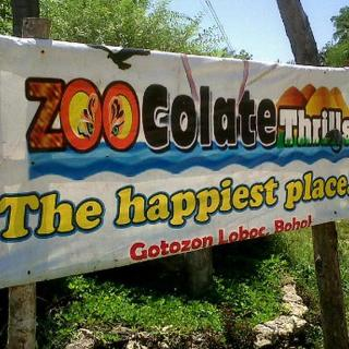 The Zoocolate Thrills Theme Park Loboc Bohol Philippines 002