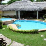 Chiisai Natsu Resort Bohol pool