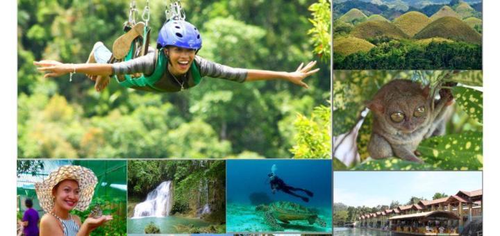 Bohol Tours Better Than Boracay