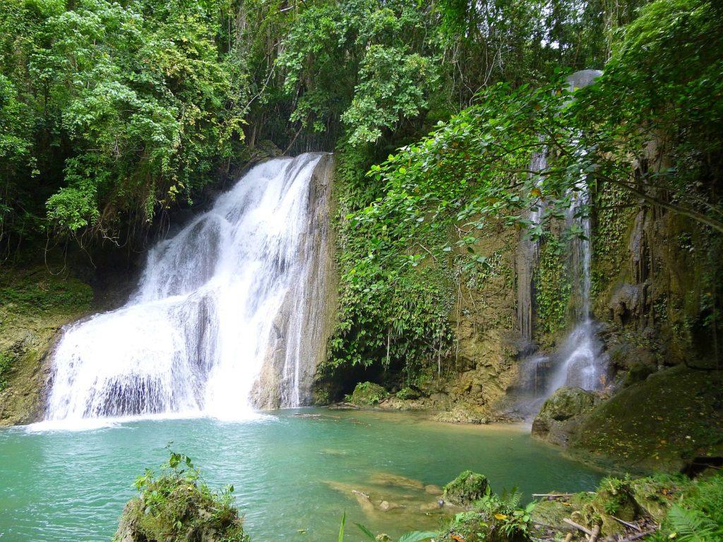 Bohol Philippine Nature Tours Falls 017