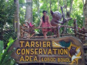 Tarsier Conservation Area