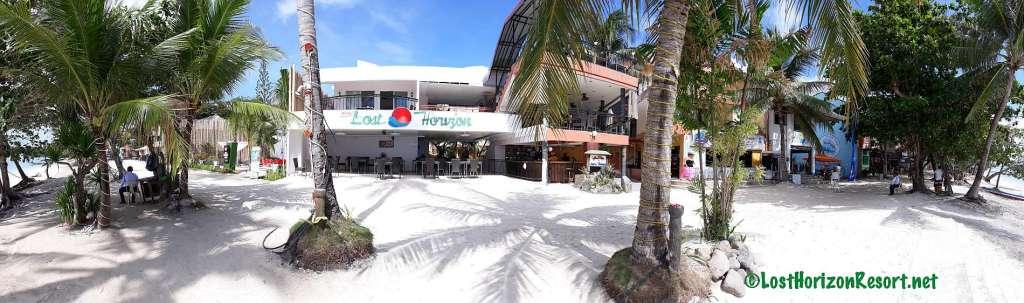 Lost Horizon Beach Resort Panglao Bohol Philippines