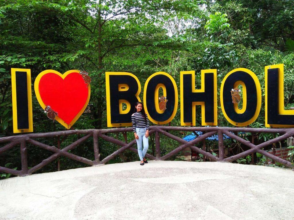 I Love Bohol Philippines