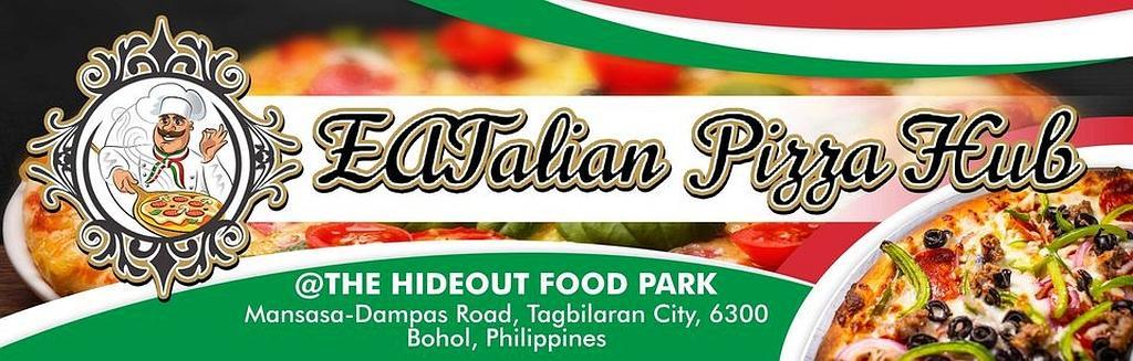 EATalian Pizza Hub Bohol 002