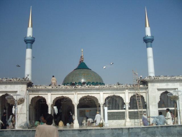 mausoleo de Data Ganj Bakhsh.