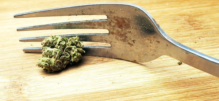 Diferencias entre inhalar e ingerir cannabis