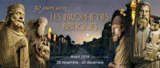 Vivre les 30 jours de l'Avent avec les prophéties bibliques