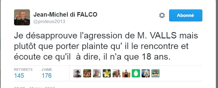 Mgr di falco valls
