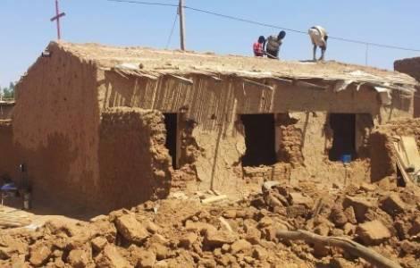 Soudan – Oppressions et discriminations s'accentuent contre les chrétiens  Soudan-oppression