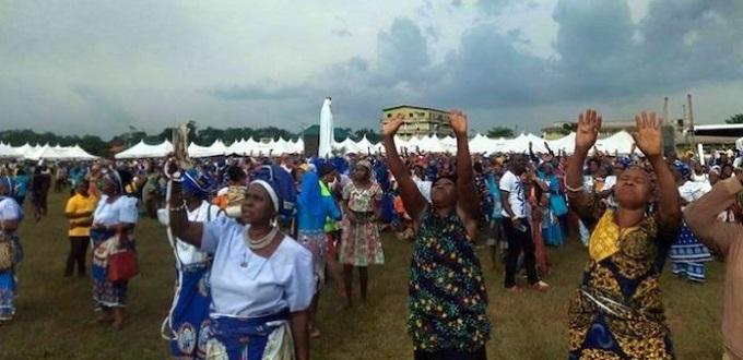 Resultado de imagen de movimientos religiosos en nigeria
