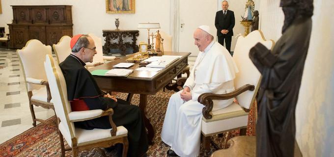 El Papa no acepta la renuncia del cardenal Barbarin