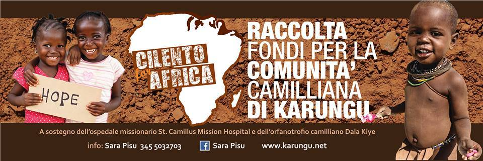 "Tutto pronto per ""Cilento for Africa"""