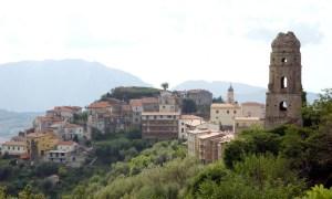 Un panorama di Cuccaro Vetere, foto Ianuale Nicola