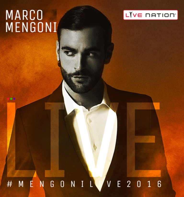 Marco Mengoni al PalaSele, l'evento è già sold out