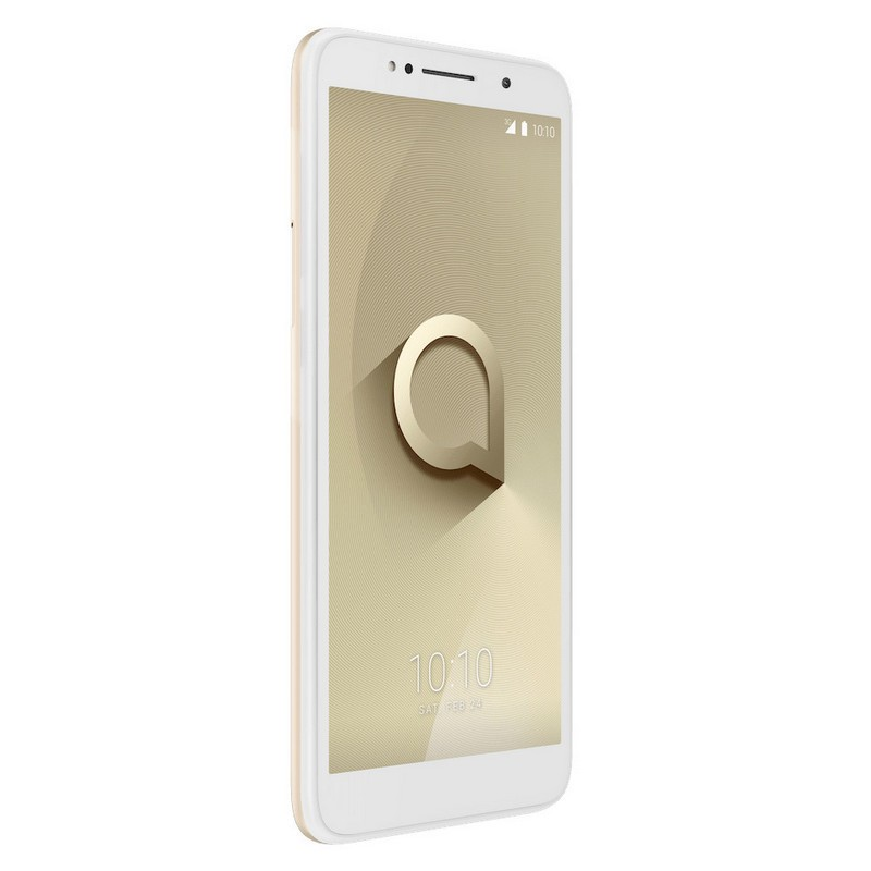 "Alcatel 5033D 1 | 5"" HD+ | Capacidade 8GB | 1GB Ram | Camaras 8MP/5MP | PRETO"
