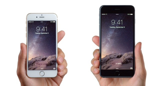 The Smartest phone ever is iPhone 6 plus