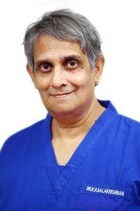 Fortis Malar hospital's cardiac science director, Dr. K. R. Balakrishanan