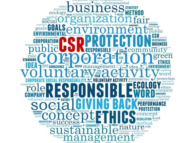 CSR is the change initiator