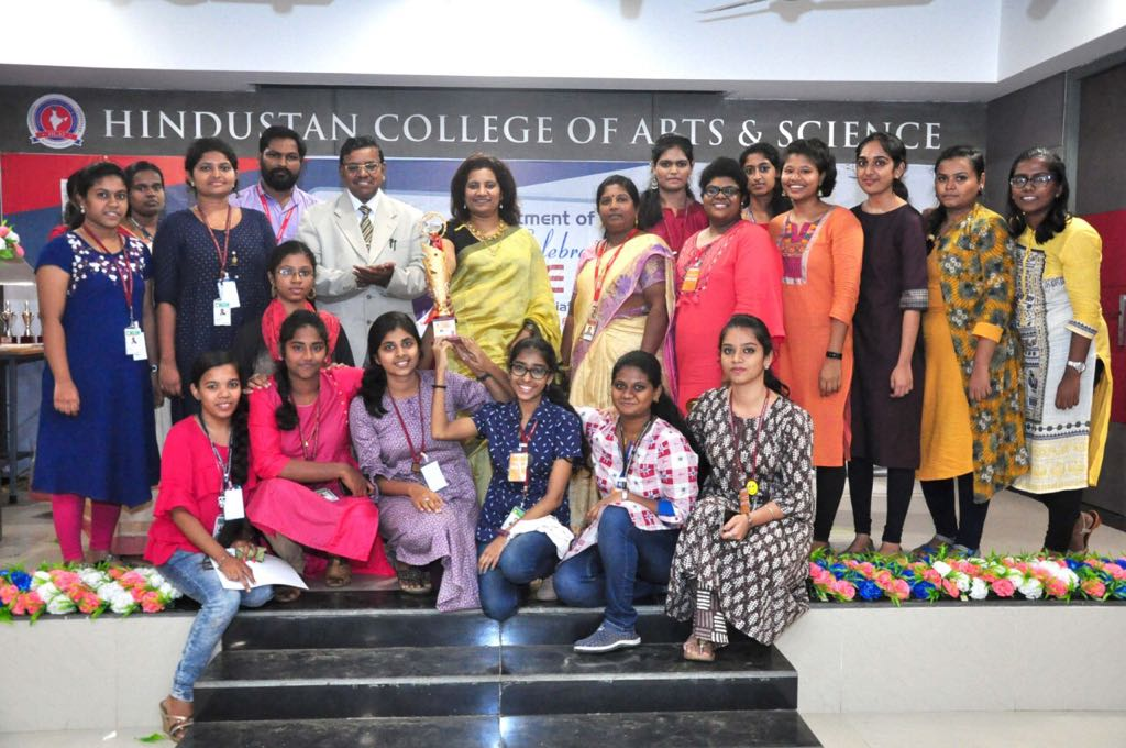 HCAS REPORT ON INTER-COLLEGIATE LITERARY FEST