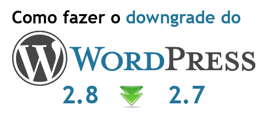 wordpress_downgrade