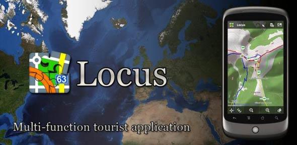Locus para Android