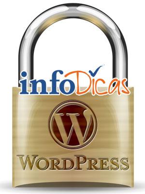 Aumentando a segurança do WordPress