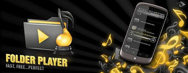 Folder Player - Execute as músicas em pastas no seu Android