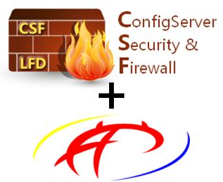 CSF + ProFTPD – Corrigindo a expressão regular