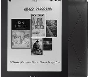 Kobo – O jeito confortável de ler e-books